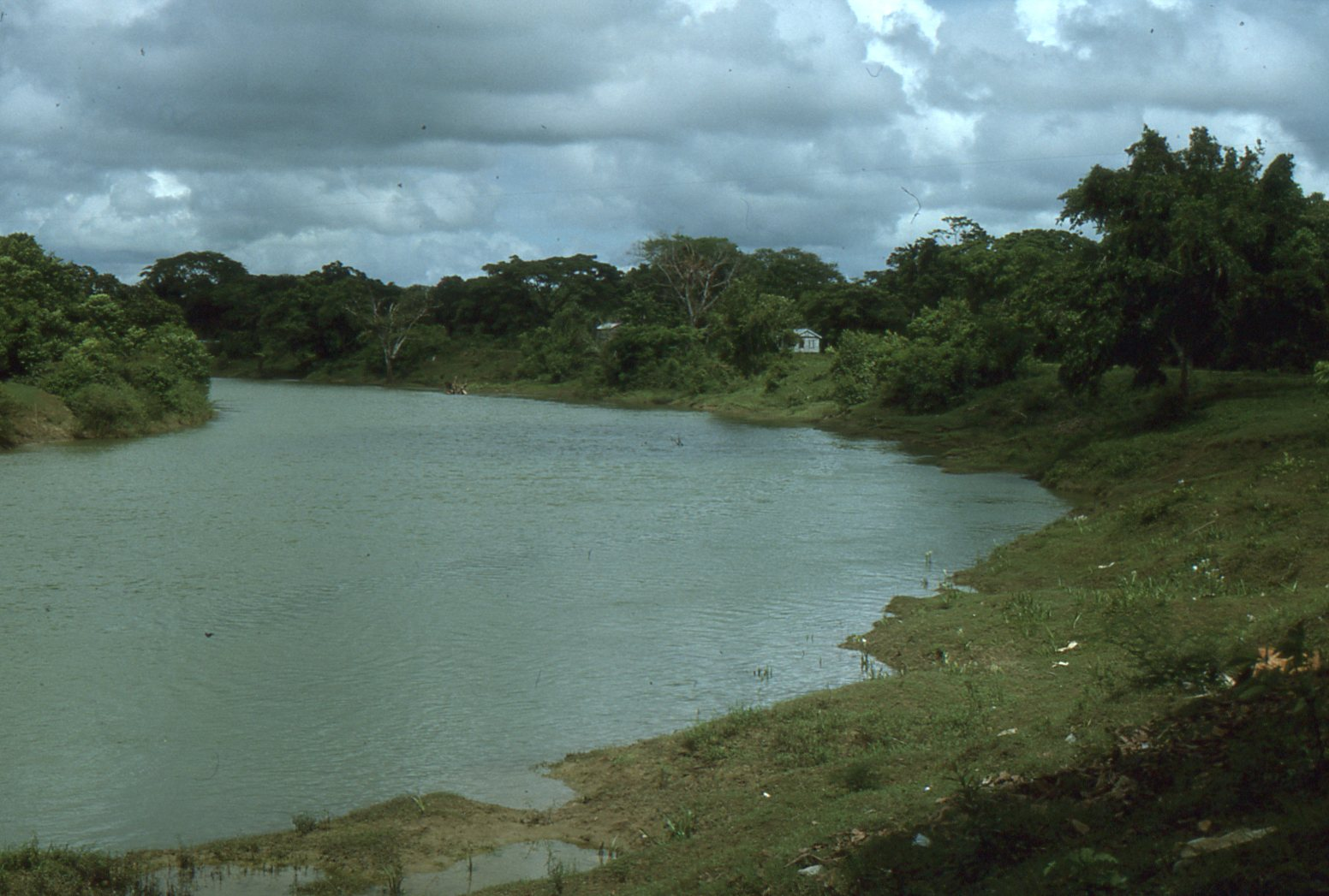 Belize River CBS 1988