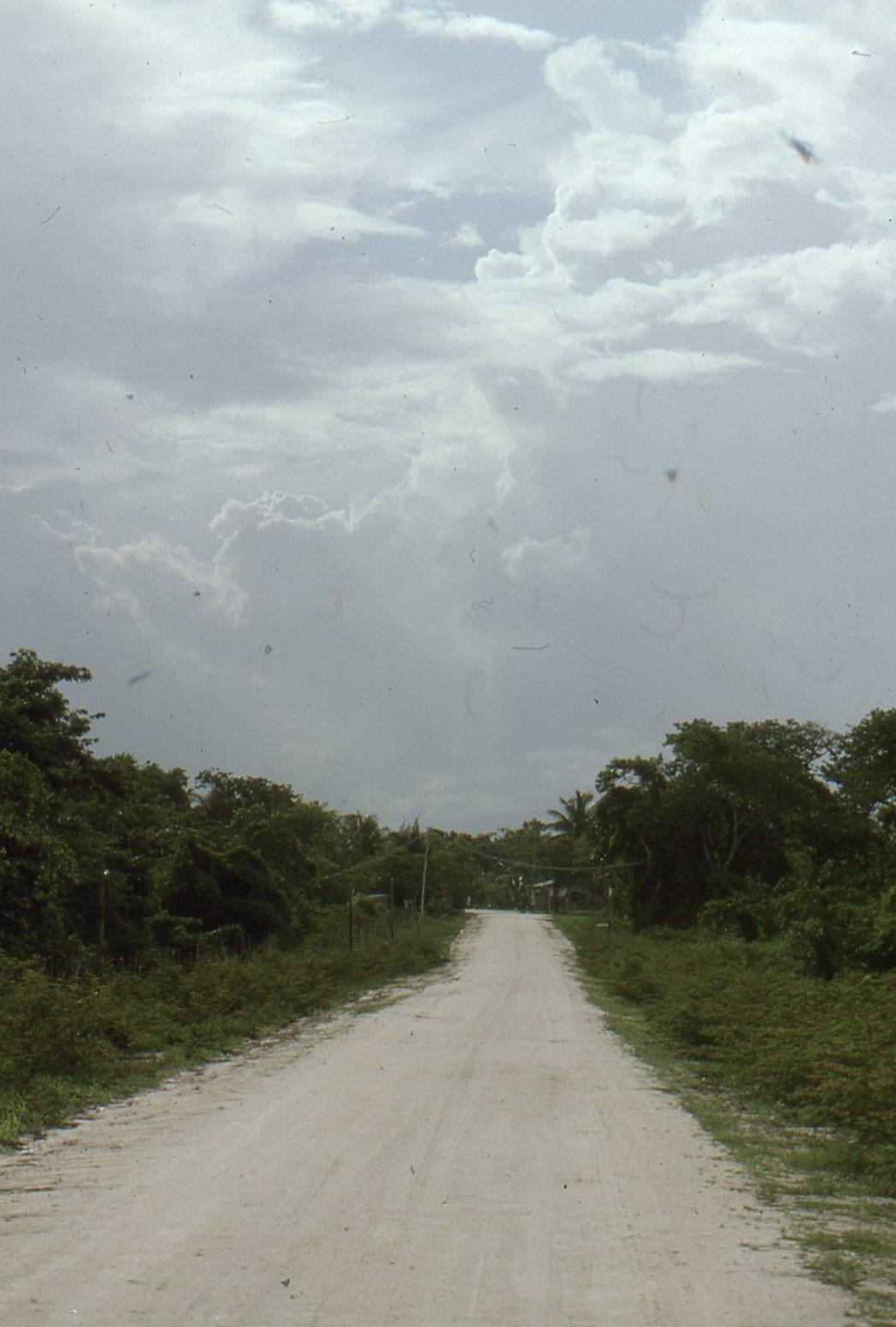 Road to Bermudian Landing 1988
